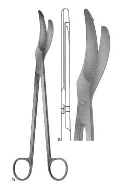 Episiotomy Scissors